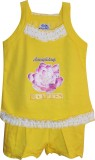Cute Raskals Vest For Baby Girls Cotton ...