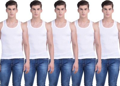 Force Nxt Mens Vest(Pack of 5)