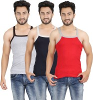 Mr.Fake Mens Vest(Pack of 3)