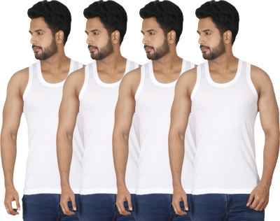 Macho Mens Vest(Pack of 4)