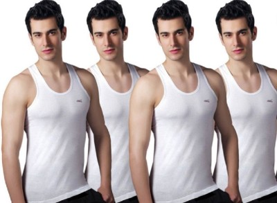 LUX Mens Vest(Pack of 4)