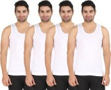 Mirdhu Men's Vest (Pack of 4)