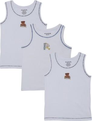 Kiwikids Boy's Vest