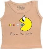 Tantra Vest For Baby Boys Cotton (Beige)
