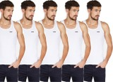 Amul Gold Men's Vest (Pack of 5)