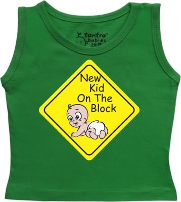 Tantra Baby Boy,s Vest