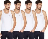 Amul Gold Men's Vest (Pack of 4)