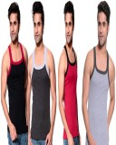 Rds Ei Men's Vest (Pack of 4)