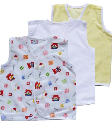Babeez World Men's Vest