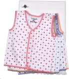 Sathiyas Vest For Baby Boys Cotton (Mult...