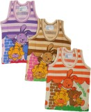 NammaBaby Vest For Boys Cotton (Multicol...