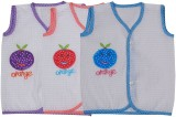 Ole Baby Vest For Baby Girls Cotton (Mul...
