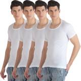 TanFit Men's Vest (Pack of 4)