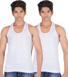 Frang Men's Vest (Pack of 2)