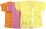 Super Baby Vest For Boys Cotton (Multico...
