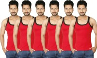 Macho Mens Vest(Pack of 6)