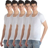 TanFit Men's Vest (Pack of 5)
