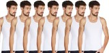 Green Koton Maxi Men's Vest (Pack of 7)