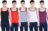 Force Go Wear Men's Vest (Pack of 5)