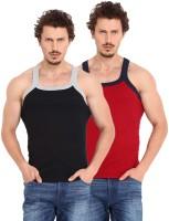 Zimfit Mens Vest(Pack of 2)