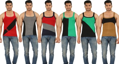 Yax Men's Vest