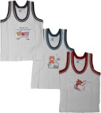 NammaBaby Vest For Baby Boys Cotton (Mul...
