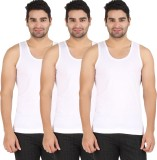 Sewn Men's Vest (Pack of 3)