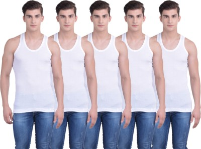 Dollar Bigboss Mens Vest(Pack of 5)