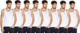 Amul Gold Men's Vest (Pack of 8)