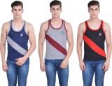 Force Go Wear Men's Vest (Pack of 3)