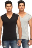 Male Basics Men's Vest (Pack of 2)