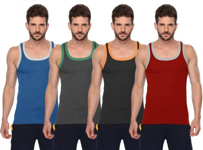 ONN Mens Vest(Pack of 4)