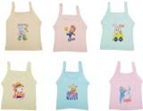 Kuchipoo Vest For Girls Cotton (Multicol...