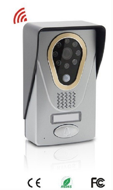 MAXX WB01S Video Door Phone(Wireless Single Way)