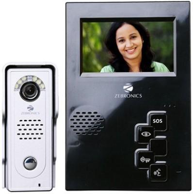 Zebronics Video Door Phone Video Door Phone