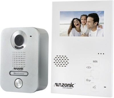 AVAZONIC AVZSVD43WT01 Video Door Phone