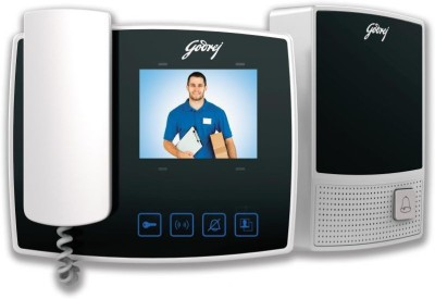 Godrej SEE THRU Video Door Phone