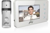 Godrej ST4.3 LITE Video Door Phone (Wire...