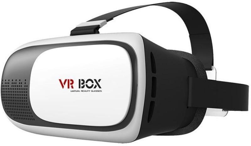 Nevbro Plus Vr-89 Universal Virtual Reality 3D Headset For Smart Phones(Smart Glasses)
