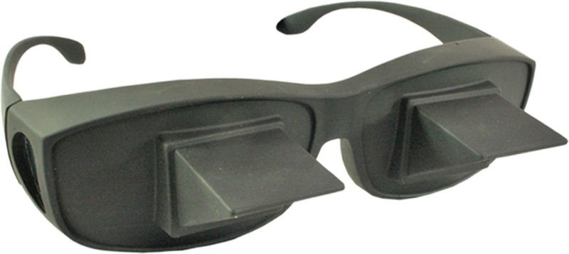 JM Lazy Periscope Book Reading Video Glasses