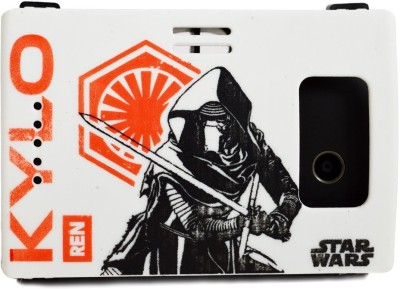 AuraVR Official Star Wars Lead Villain Kylo Ren Virtual Reality Viewer Inspired by Google Cardboard(Smart Glasses)
