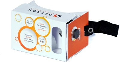 ostron electronics 3D Cardboard for Virtual Reality Video Glasses