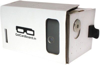 Getcardboard Virtual Reality Headset Inspired by Google Cardboard(Smart Glasses)