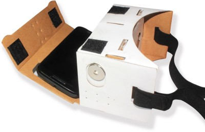 GetCardboard DIY Virtual Reality Viewer Video Glasses