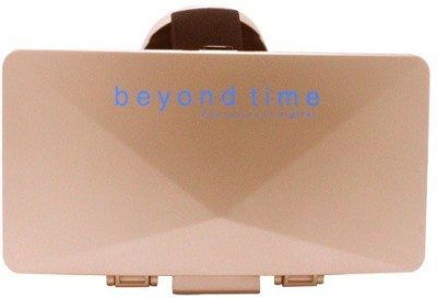 beyond time 3D Bioscope VR glasses - Gold Video Glasses(Gold)