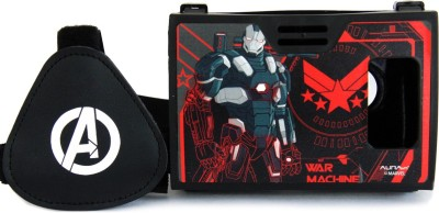 AuraVR Official Marvel Avengers The War Machine Virtual Reality Viewer Video Glasses
