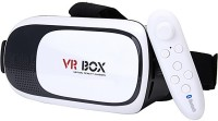 VR BOX 3d Glass with Bluetooth Remote(Smart Glasses)