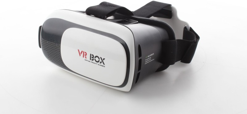Real Deal vr box vitual reality 3d glasses(Smart Glasses)