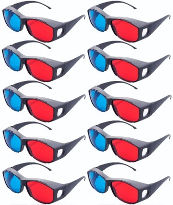 Hrinkar Updated Version ( 10 Pcs Pack ) Video Glasses