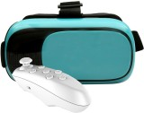 VR 12 Blue with White Remote Video Glass...